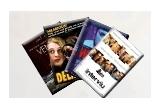 """1 x pachet cu DVD-uri din colectia Transilvania Film, 10 x poster """"Ursul"""" cu autograful lui Dan Chisu, 5 x invitatie dubla la filmul """"Ursul"""""""