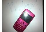 1 x telefon Nokia c3 roz, 1 x minge de baschet Wilson