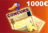 <b>1000 de EURO si 200 de pachete de carti<br /> </b>