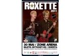 2 x bilet Gazon A la concertul Roxette