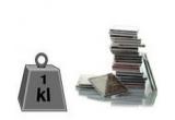 1 x set de CD-uri (1 Kg)