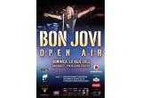 1 x invitatie dubla la concertul Bon Jovi