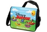 5 x o geanta sau un memory stick + un mouse-pad + o revista Disney Junior, 5 x un magnet cu Jake and the Neverland Pirates + o revista Disney Junior