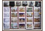 8 x ilustrata cu orasul Paris