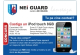 un iPod touch 8GB