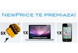 5 x saritura cu parasuta, 1 x iPhone 4, 1 x Macbook