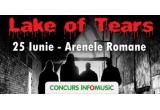 2 x invitatie la concertul Lake of Tears