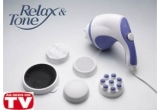 1 x aparat de masaj Relax & Tone Spin