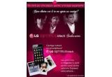 3 x smartphone LG Optimus Black, 1 x 2 bilete VIP la concertul Bon Jovi, 1 x rochie designer Rhea Costa, 1 x sedinta de make-up si hair style