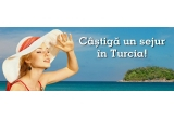 1 x sejur all inclusive de 7 zile in Turcia 5*