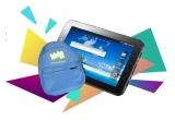 20 x tablete Samsung Galagy Tab + 500 x rucsac kidsCO
