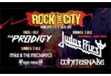 3 x invitatie dubla la ROCK THE CITY