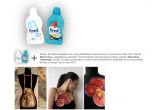 10 x premiu Perwoll (o sticla de Perwoll White Magic + o sticla de Perwoll Color Magic), 2 x accesoriu chic creat de Maria Hera