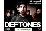 4 x invitatie la concertul Deftones