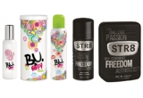 5 x set de parfum B.U. Hippy Soul si STR8 Freedom