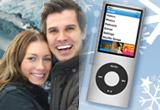 un weekend romantic pentru doua persoane la Pensiunea Euro-Park*****, un iPod nano, un voucher de 100$