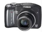 un aparat foto digital Canon PowerShot SX 100 IS