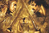 """4 x dvd film """"Troia"""""""