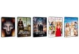 """2 x DVD """"Cum stii daca ai noroc?"""", 2 x DVD """"Nevasta de Imprumut"""", 2 x DVD """"Dincolo de limite"""", 2 x DVD """"Avocatul din limuzina"""", 2 x DVD """"Ritualul"""""""