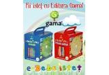 """6 x gentuta """"e-bebe istet"""" de la Editura GAMA"""