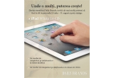 1 x iPad White 16 Gb, 1 x voucher de cumparaturi pe dailybrands.ro de 300 RON, 1 x voucher de cumparaturi pe dailybrands.ro de 150 RON