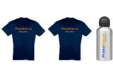 2 x tricoul pronofun.ro, 1 x sticla din aluminiu pronofun.ro