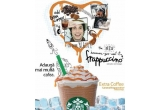 10 x 2 vouchere Starbucks Frappuccino