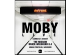 "1 x 4 bilete la concertul lui Moby, 5 x compilatie ""GO - THE VERY BEST OF MOBY"""