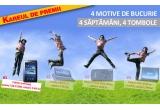 1 x tableta Samsung Galaxy TAB P1000, 1 x telefon mobil Nokia E7, 1 x aparat foto digital CANON IXUS 300HS Black, 1 x laptop Asus X52F-EX514D