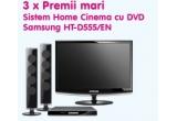 61 x o jucarie Fisher Price, 3 x sistem Home Cinema cu DVD Samsung