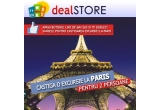 1 x excursie de 2 nopti la Paris pentru 2 persoane