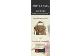 1 x geanta Calvin Klein, 1 x voucher de cumparaturi pe www.dailybrands.ro in valoare de 100 RON