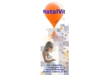 1 x Natalvit pentru 6 luni si o cana Natalvit, 1 x Natalvit pentru 5 luni si o cana Natalvit, 1 x Natalvit pentru 4 luni si o cana Natalvit