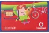 4 x cartela Vodafone plus bonus dublu la reincarcare