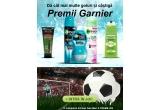 12 x pachet compus din 5 produse Garnier (Deo Men X-Treme Ice Spray, Deo Men X-Treme Ice Roll-On, Fructis Citrus Detox, Fructis Style Gel Survivor, Deo Femme Invisimineral)