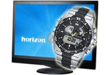 "monitor LCD Horizon 2206SW - diagonala 22"" wide, ceas de mana Pulsar Men's Tech Gear Chronograph Alarm, tricouri ShopMania"
