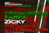 2 x bilet la concertul Francesco Farfa & Zicky la Studio Martin