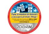 2 x 10.000 euro, 62 x 200 euro, 1550 x pachet cafea Amigo