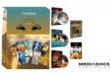 """2 x dvd-ul Discovery """"Cele mai mari 100 de descoperiri"""""""