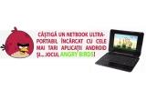 1 x netbook ultra-portabil Coby NBPC 724A