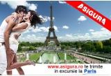 1 x weekend romantic in doi la Paris