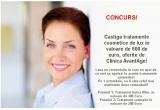 1 x Tratament botox filler in valoare de 400 Euro, 1 x Tratament cosmetic in valoare de 200 Euro