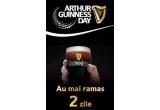 1 x bax de bere Guinness, 3 x invitatie la petrecerea Guinness, 1 x premii surpriza