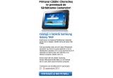 1 x tableta Samsung Galaxy Tab P1000