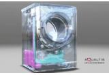 1 x masina de spalat rufe Hotpoint Aqualtis cu sistem Auto Dose