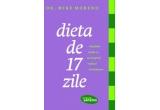 """3 x cartea """"Dieta de 17 zile"""" de Dr Mike Moreno"""