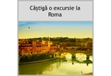 1 x excursie de 2 persoane la Roma de Revelion