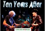 2 x invitatie dubla la concertul Ten Years After