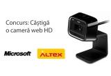 1 x camera web HD