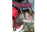 4 x joc PC RAILROADS